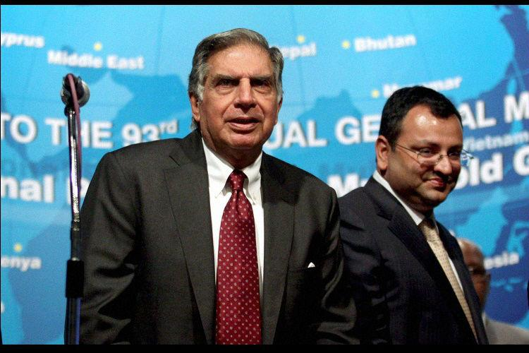 Mistry was not given chance to voluntarily step down Tatas claim rebutted