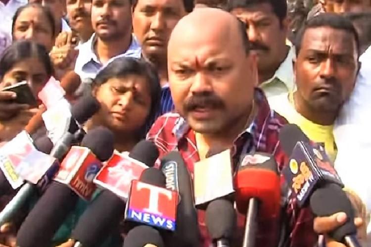 11 nursing students accuse Telangana MP D Srinivas son of sexual harassment