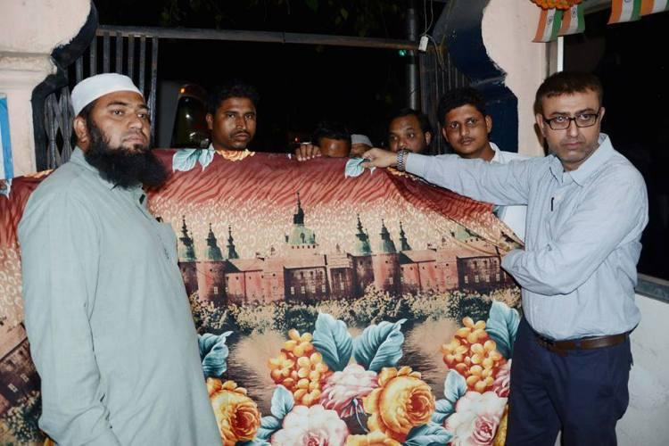 Police complaint filed against D-Mart for printing bed sheets with Muslim holy shrine