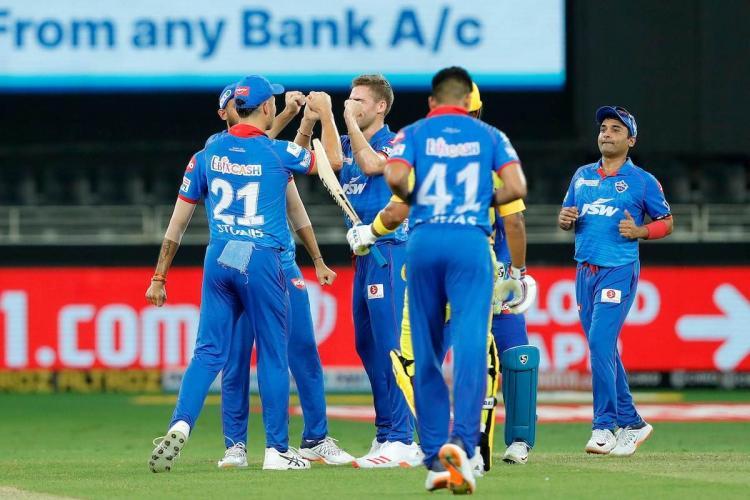 Prithvi Shaw Rabada star in Delhi Capitals win over CSK