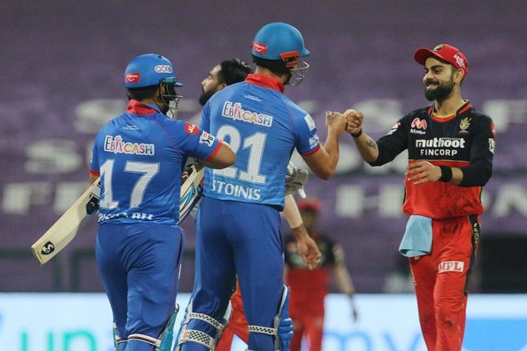 Both DC and RCB qualify for playoffs