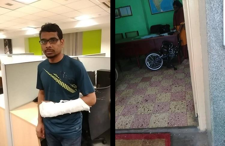 Will fight corrupt officers even if it costs my life Bengaluru techies horror story at a train station