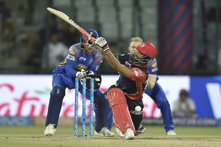 Delhi gets campaign back on track register thrilling 4-run win over Rajasthan
