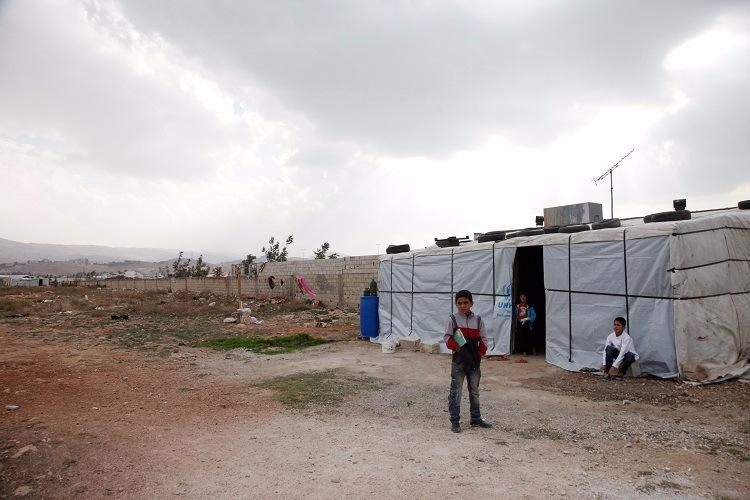 In conflict-torn Syrian town suicide attempts among children and depression are rising
