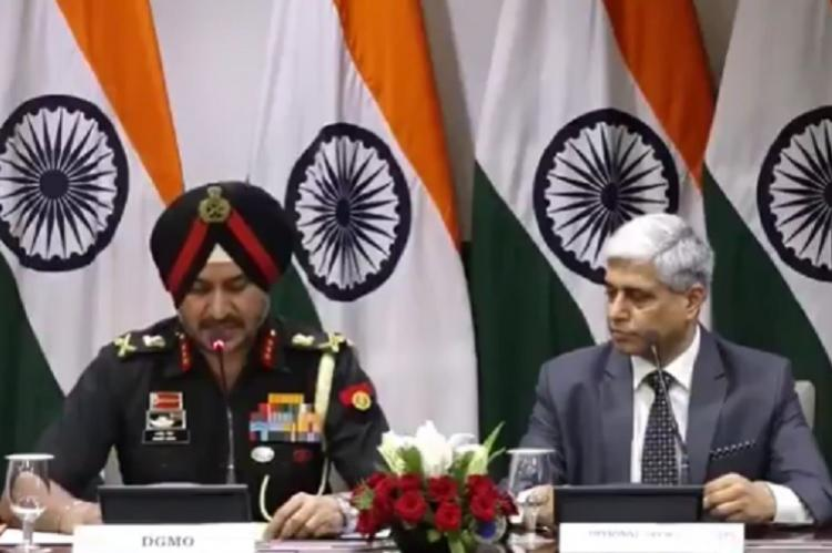 Surgical ops across LoC What we know so far