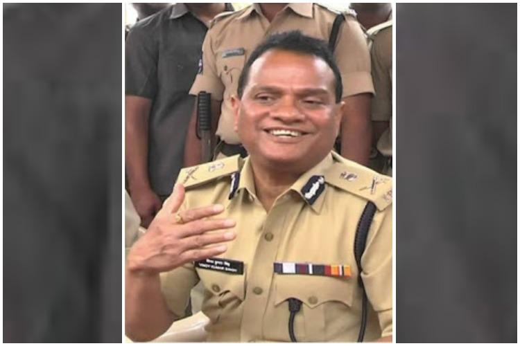 Telangana top cop calls TV channel a sex worker after story accuses him of smuggling