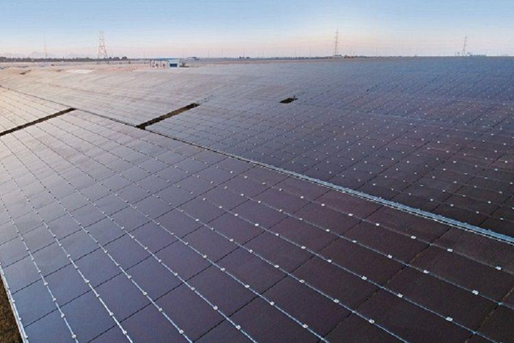 As Pavagada Solar Park nears launch here are pictures of the massive power station