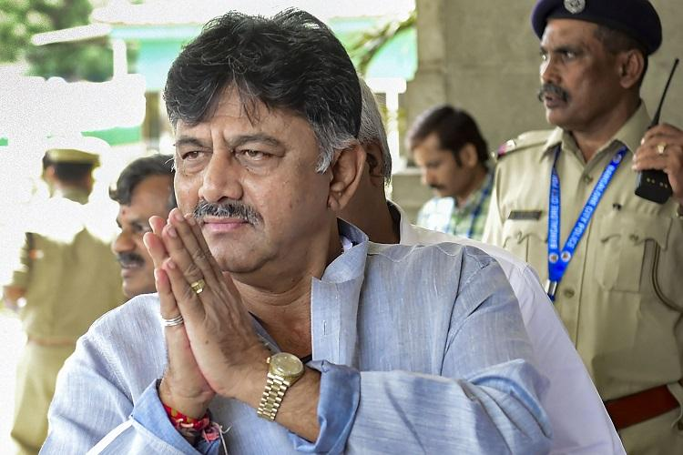 DK Shivakumar arrest The cost and optics of the Congress leaders tears