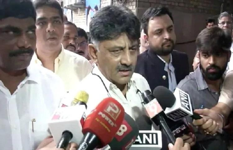 Money laundering case What the ED asked DK Shivakumar during questioning
