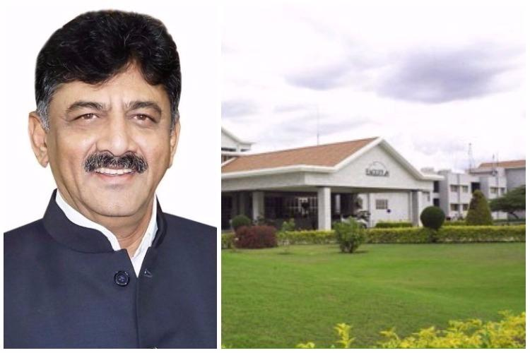 Income Tax Dept Searches Karnataka Minister's Residence, Resort Housing Congress Gujarat MLAs