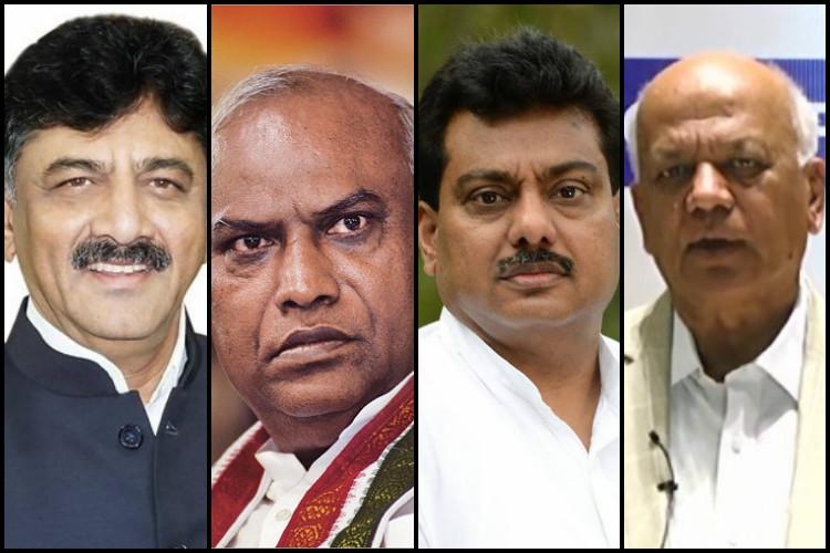 With Karnataka Assembly elections just a year away who will take over the Congress helm