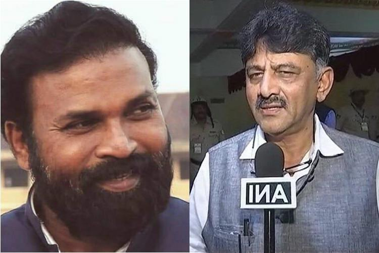 Sriramulu offers apology to DK Shivakumar says his comment wasnt meant to hurt anyone
