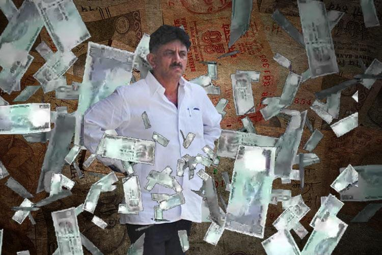 Karnatakas richest social worker DK Shivakumar declares assets worth Rs 618 crore