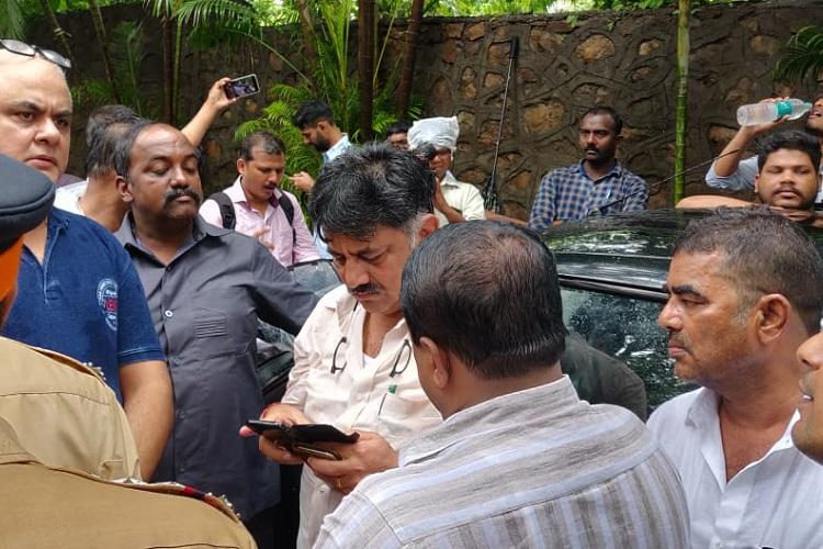 JDS willing to give up CM post to Congress DK Shivakumar claims