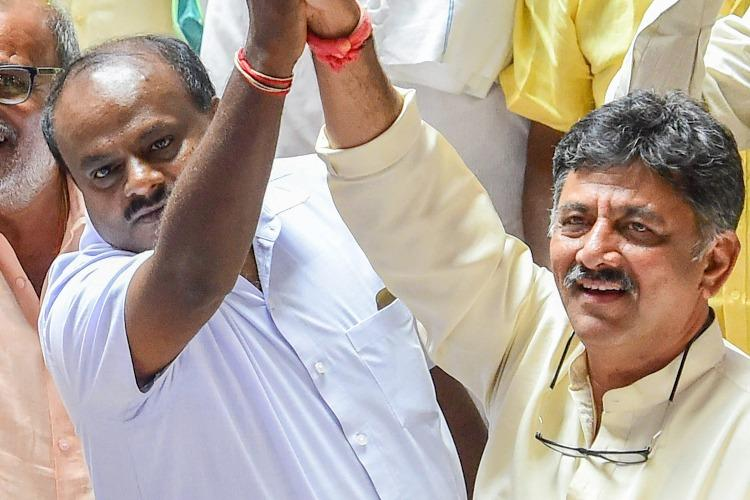 DK Shivakumar The man who checkmated Amit Shah in Karnataka