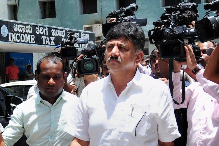 Setback for DK Shivakumar as HC dismisses his plea seeking protection from arrest