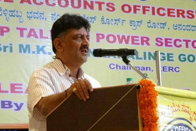 BJP making baseless charges of corruption trying to destabilise govt DK Shivakumar