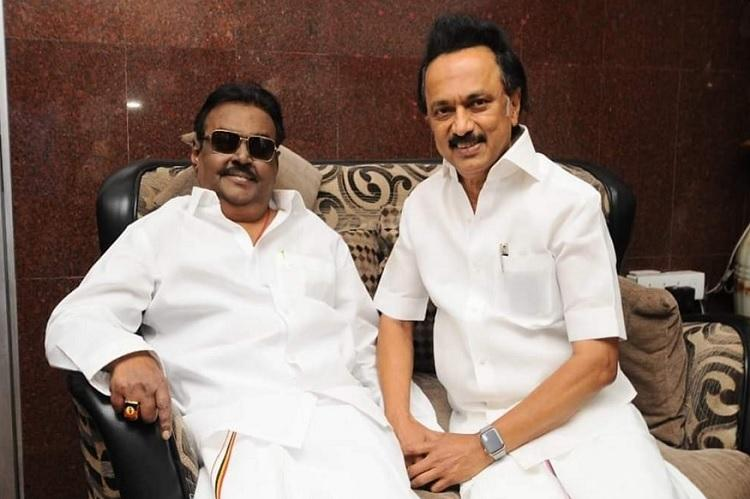 Exclusive DMK asks Congress to give up two seats plans to offer to DMDK