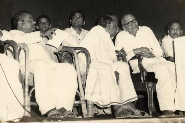 A generation has grown up not knowing original Tamil Thai Vazhthu Man tells Madras HC