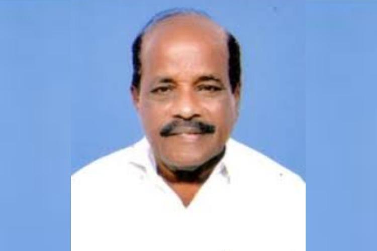DMK MLA K Radhamani passes away in Puducherry he was 70
