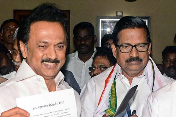 DMK and Cong are joined hands we should not separate KS Alagiri on rumours of rift