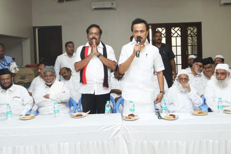 Vellore Lok Sabha polls DMK chief Stalin booked for holding meet without permit