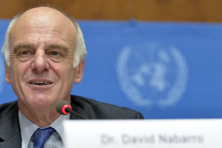 Can David Nabarro heal the WHO and put it back on track