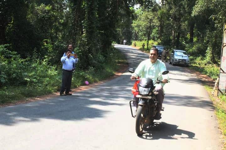 Karnataka minister pays Rs 100 fine after videos of joyride without helmet go viral