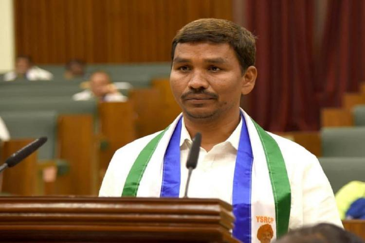 Second YSRCP MLA tests positive for coronavirus in Andhra in one week