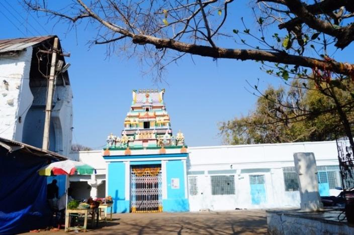 The Visa God temple near Hyderabad where people come flocking to pray for US vias