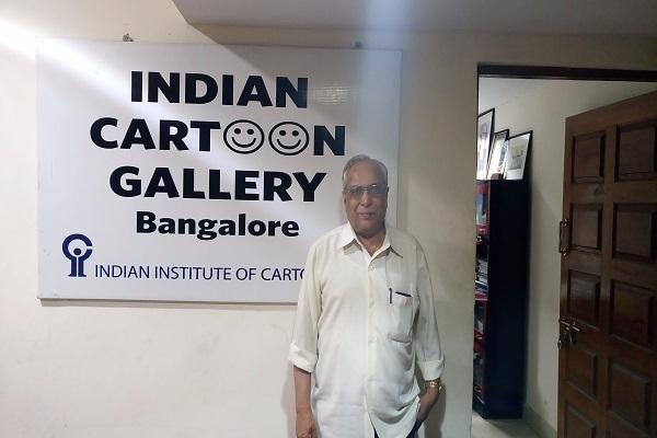 On World Cartoonist Day visit Indias only cartoonists institute in Bengaluru