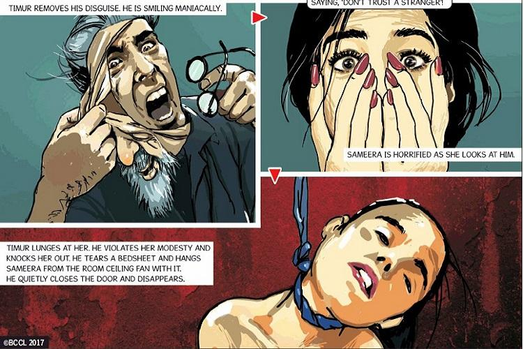 No ToI rape cannot be trivialised and used as a mere plot point in Agent Rana