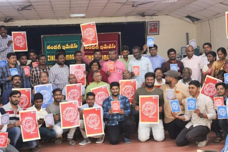 Daawat Without Daaru A campaign against alcoholism drunk driving in Telangana