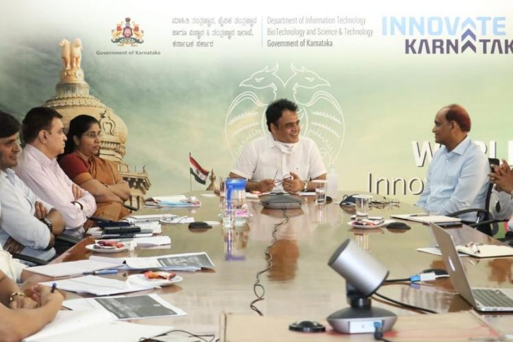 Spike in internet use in rural areas during COVID-19 lockdown Karnataka Dy CM