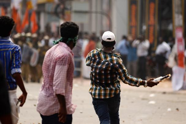 As you point fingers at Hindutva-wadi politics why whitewash communist brutalities in Kerala