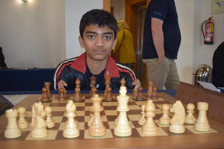 Chennai kid is youngest grandmaster!