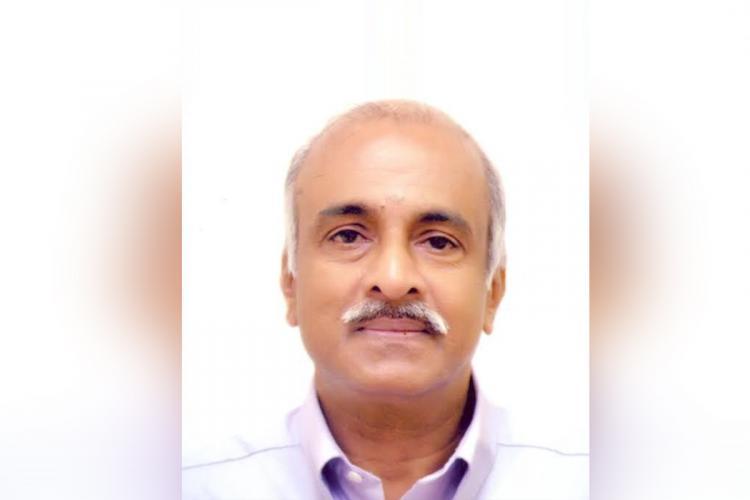 D Vijayamohan passport photo