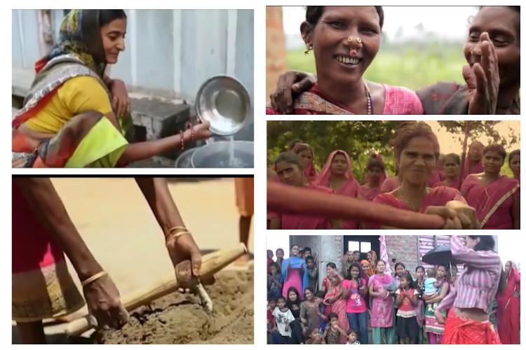 Barefoot women and work A counter to Nikes Da Da Ding ad featuring Deepika Padukone