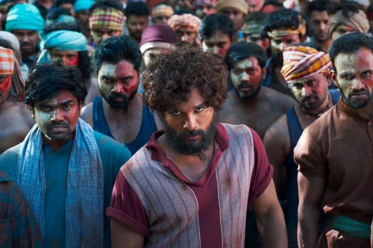 Watch: Allu Arjun looks rugged as Pushpa in first single 'Daakko Daakko Meka'   The News Minute