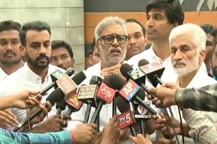 NTRs son-in-law Daggubati Venkateswara Rao meets Jagan all set to join YSRCP
