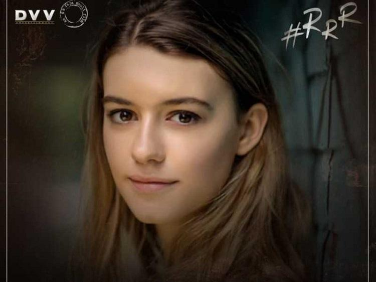 British actor Daisy Edgar Jones leaves Rajamoulis RRR