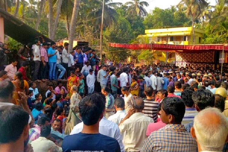 Dakshina Kannada remains on edge after violence erupts following BJP mans death