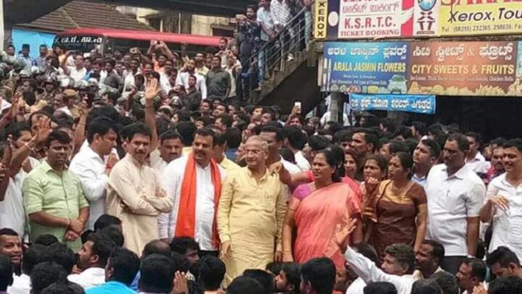 Tension grips Dakshina Kannada as RSS activist succumbs three more attacked