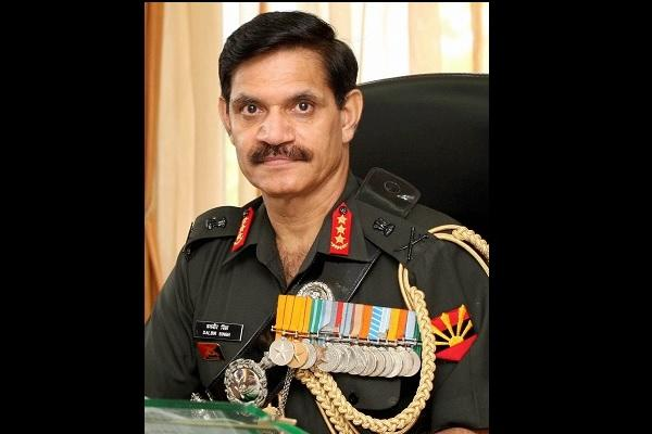 Army Chief arriving in JK to review security situation