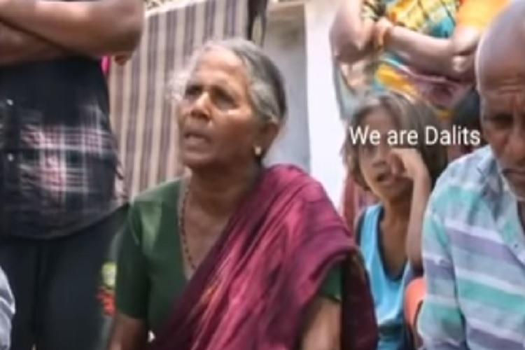 Dalit mans suspicious death in Telangana trigger protest family alleges murder