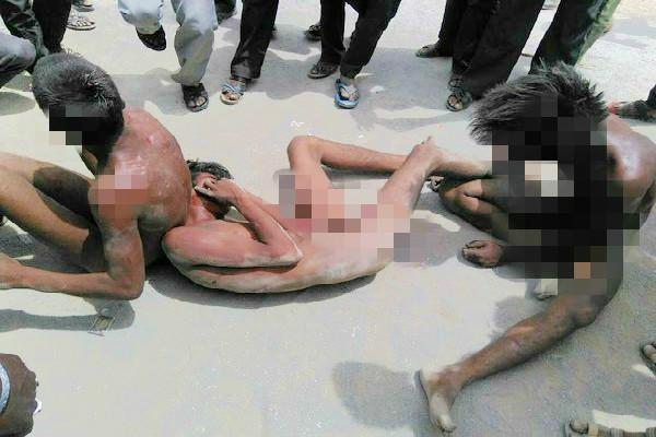 Mob justice Three Dalit minors beaten paraded naked in Rajasthan