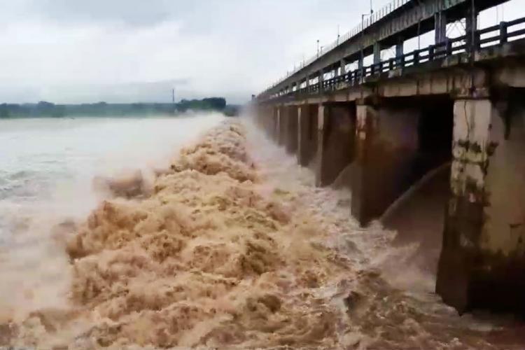 Bhadrachalam dam