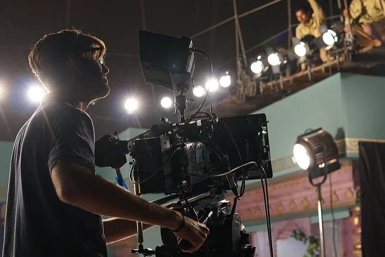 Magical bringing Savitri back to life Mahanati cinematographer Dani Sanchez Lopez