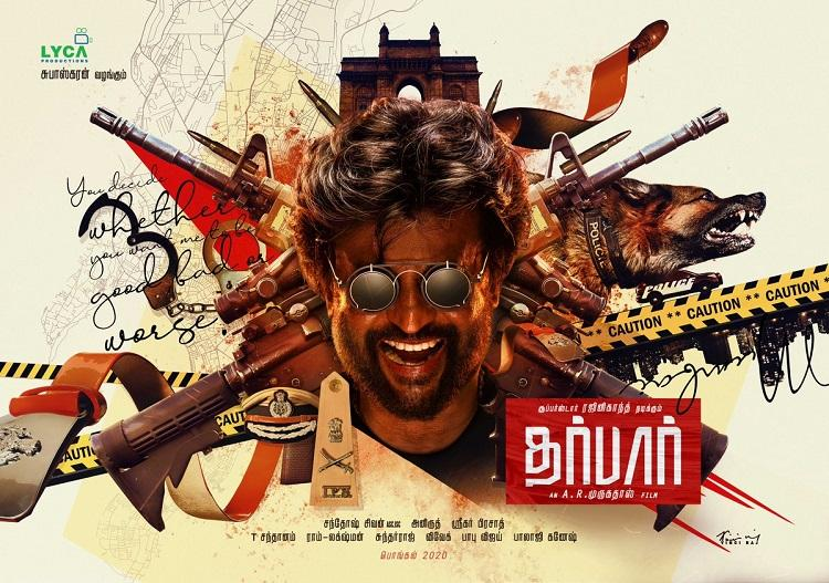 Rajinikanths Darbar to be wrapped up by the end of August