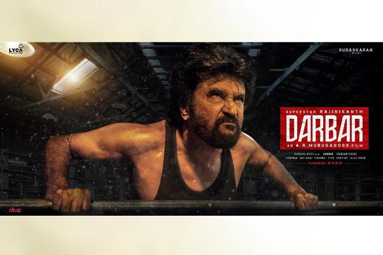Darbar producers approach police over piracy